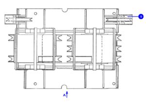А60/80М1.01.03.000А — Кронблок