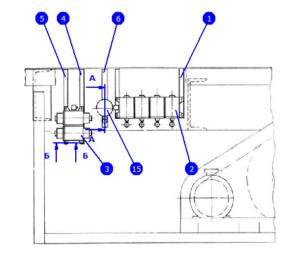 А60/80М1.27.05.000 — Установка гидрораскрепителей ВММ10-64 и ВЕ10-64Г24Н-МКС-ХЛ1